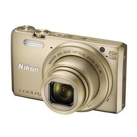 Digitální kompaktní fotoaparát Nikon Coolpix S7000