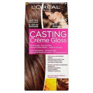 Varva na vlasy Loreal Paris Casting Creme