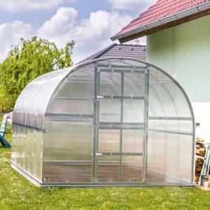 Kvalitní zahradní skleník