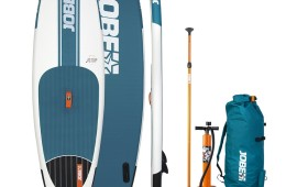 Test paddleboardů